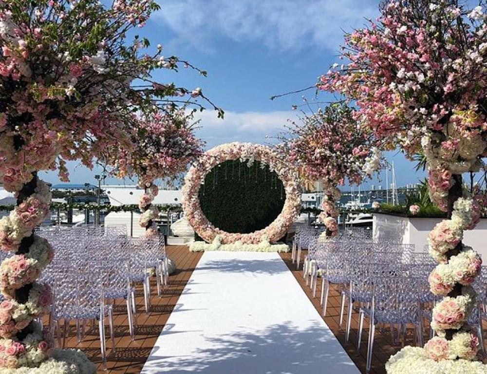 Wedding Sky Deck