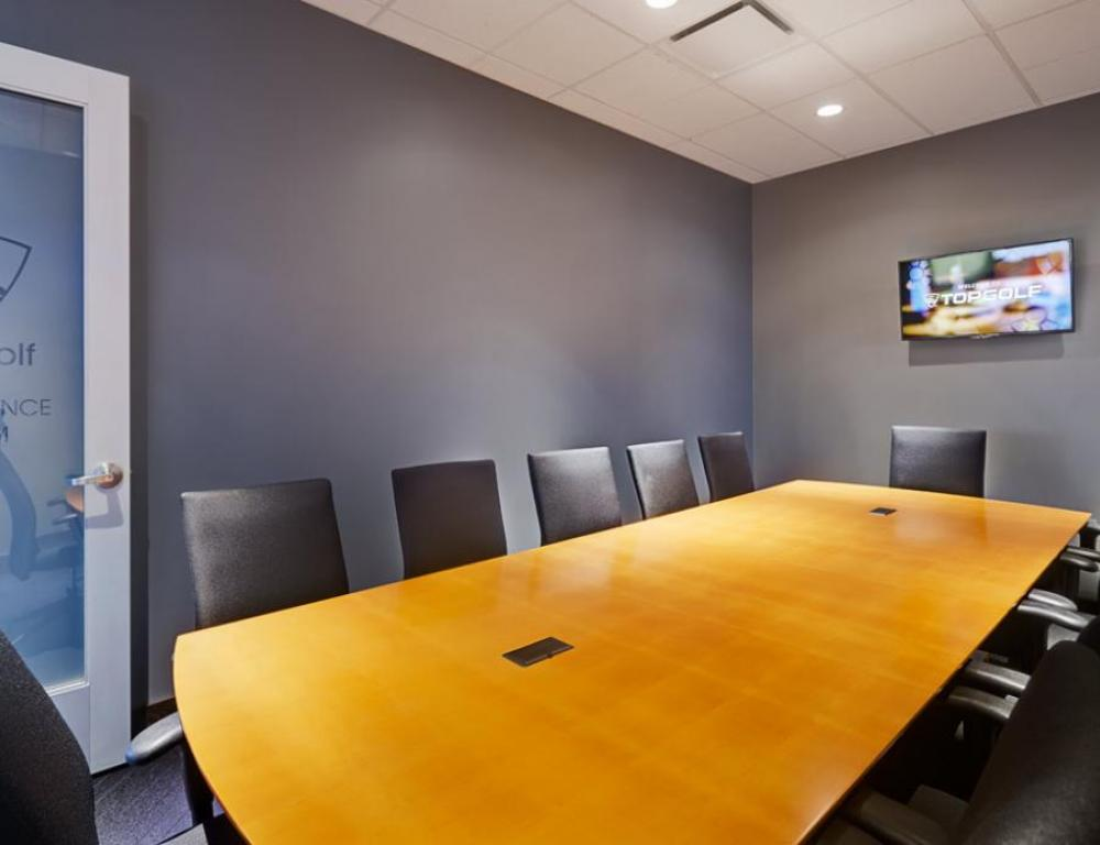 Topgolf Conference Room