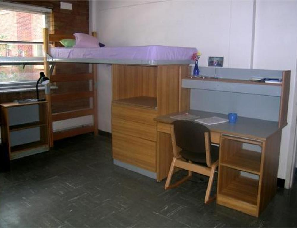 Residence hall room accommodations