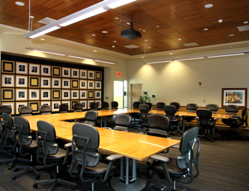 Johnson Board Room - Alumni & Visitors Center