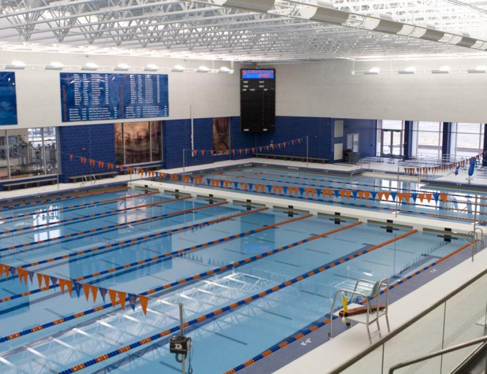 Jaeger Center Swimming Pool