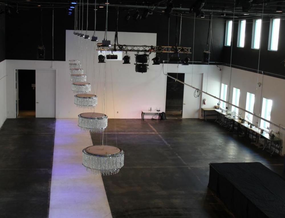 Theater Space at FABRIC