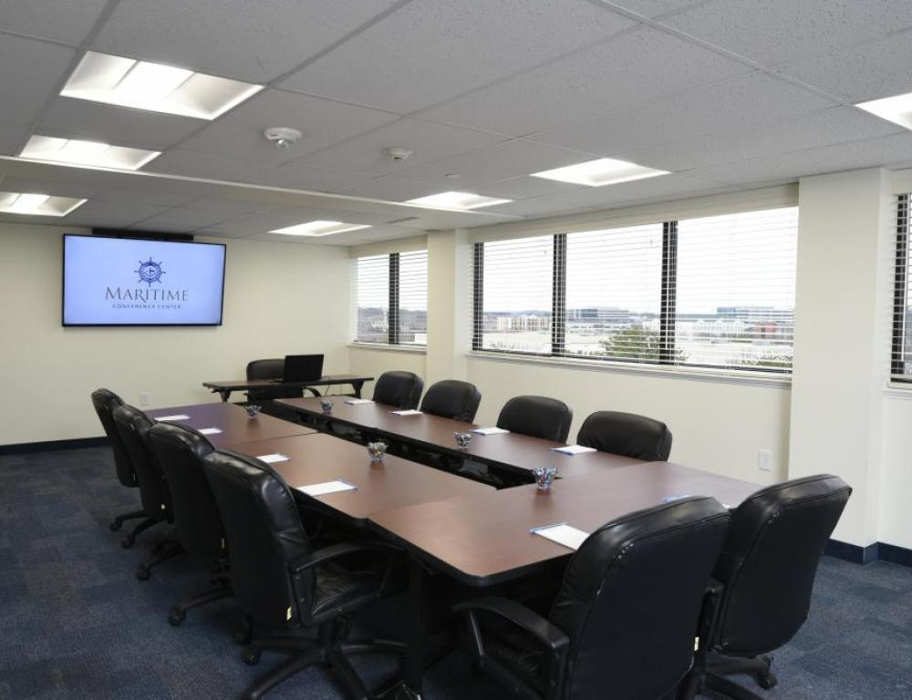7 South B Meeting Room setup U-Shape