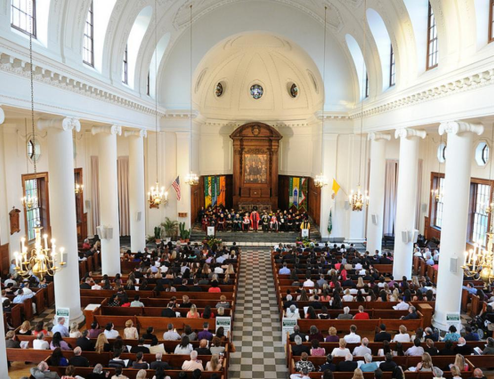 Smith Chapel of De La Salle