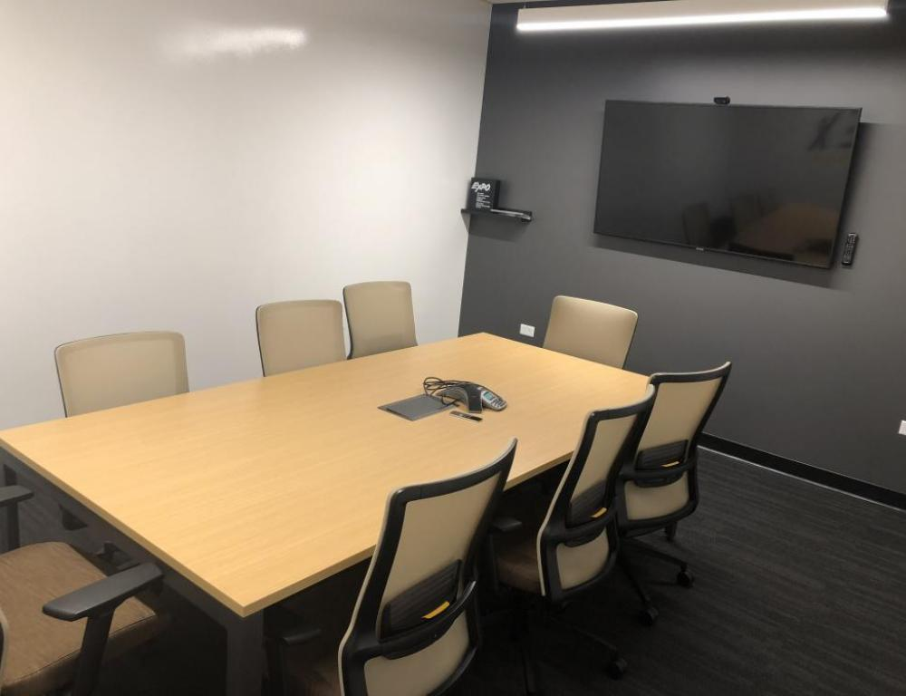 Six Person Conference Room