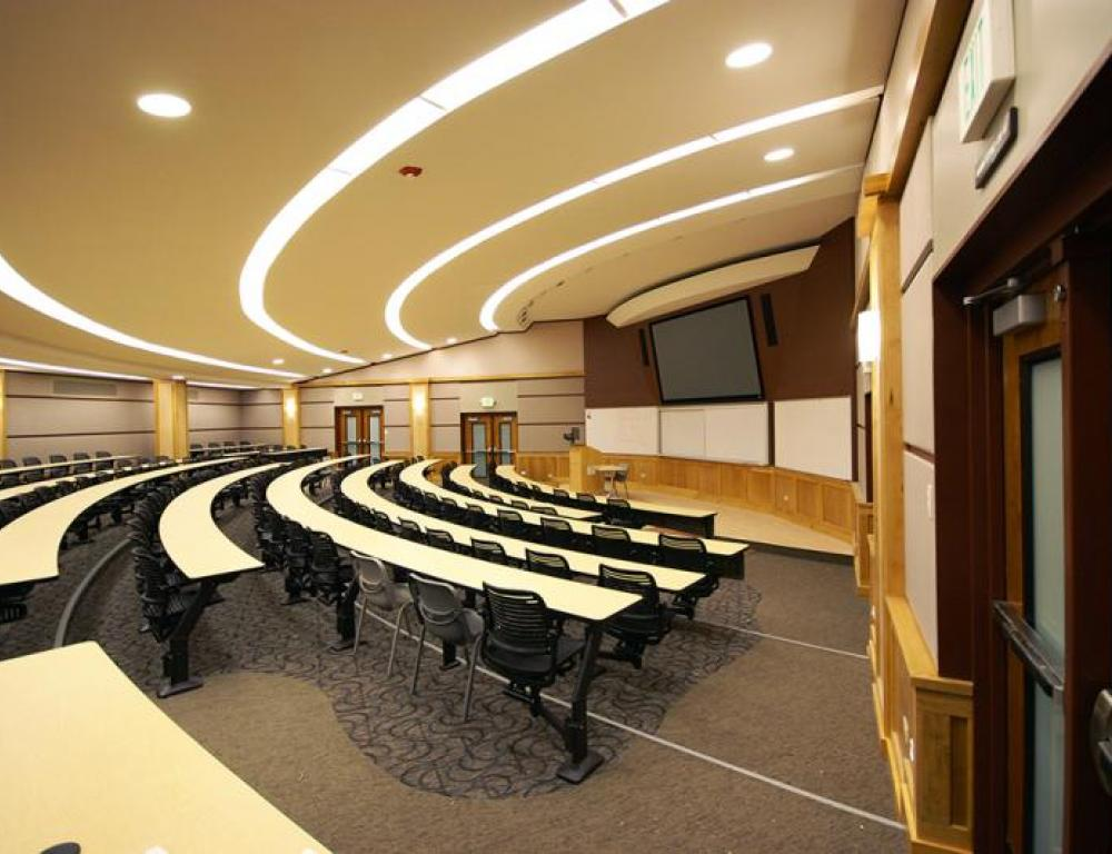 Over 23,000 sq ft of SMART Technology classrooms