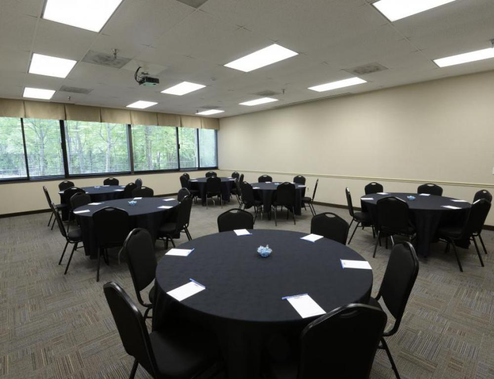 Meeting Room setup Rounds (A302-A307 Rooms)