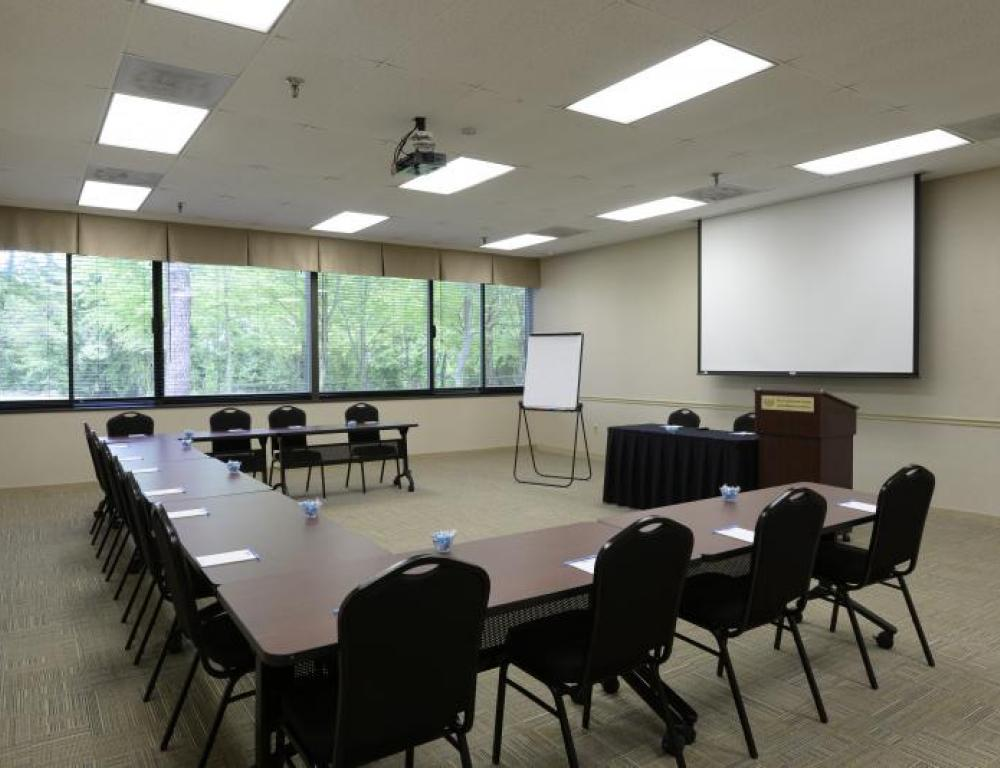 Meeting Room setup U-Shape (A302-A307 Rooms)