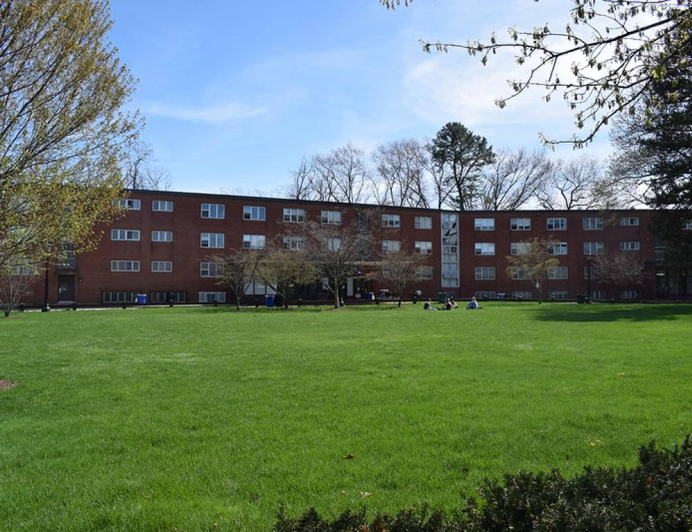 Abbey Appleton Hall -  traditional residence hall