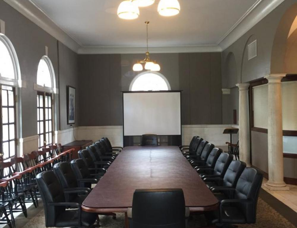 Alumni Hall Boardroom