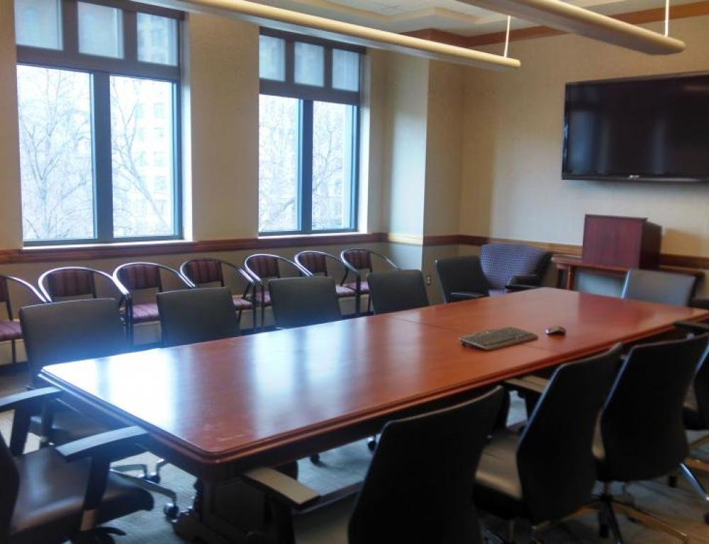 Conference Room, Sargent Hall, 120 Tremont Street