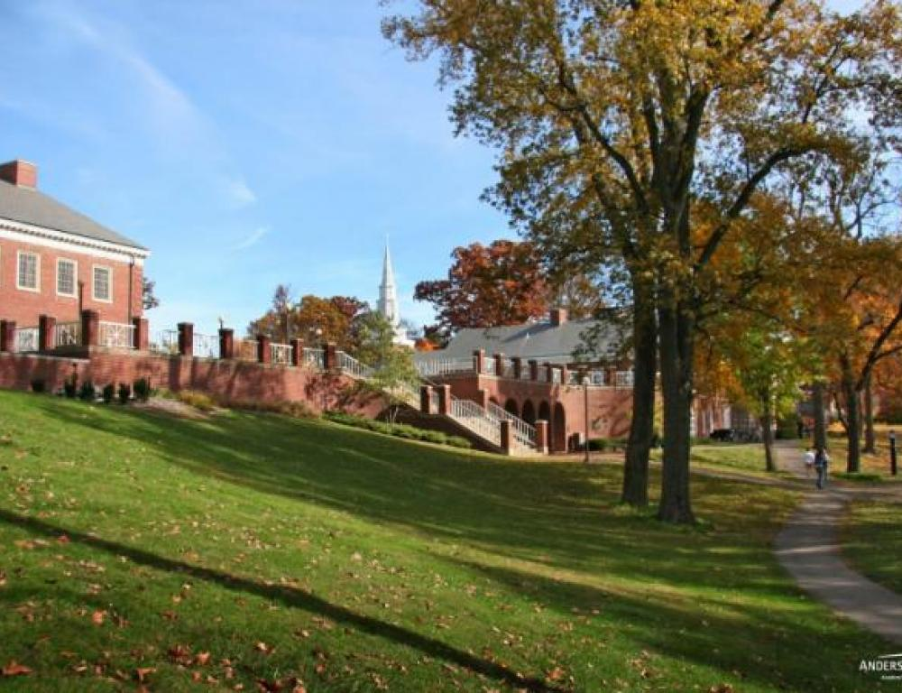 The Valley at Anderson University, an amazing setting for your event