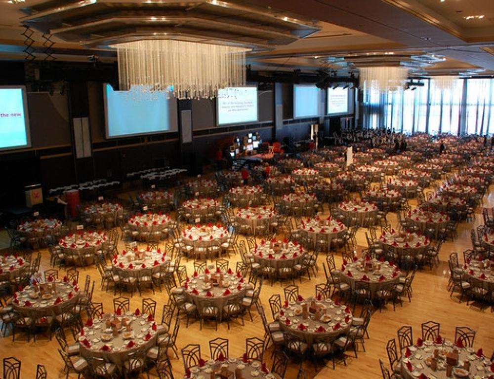 Archie M. Griffin Grand Ballroom- Ballroom for large events
