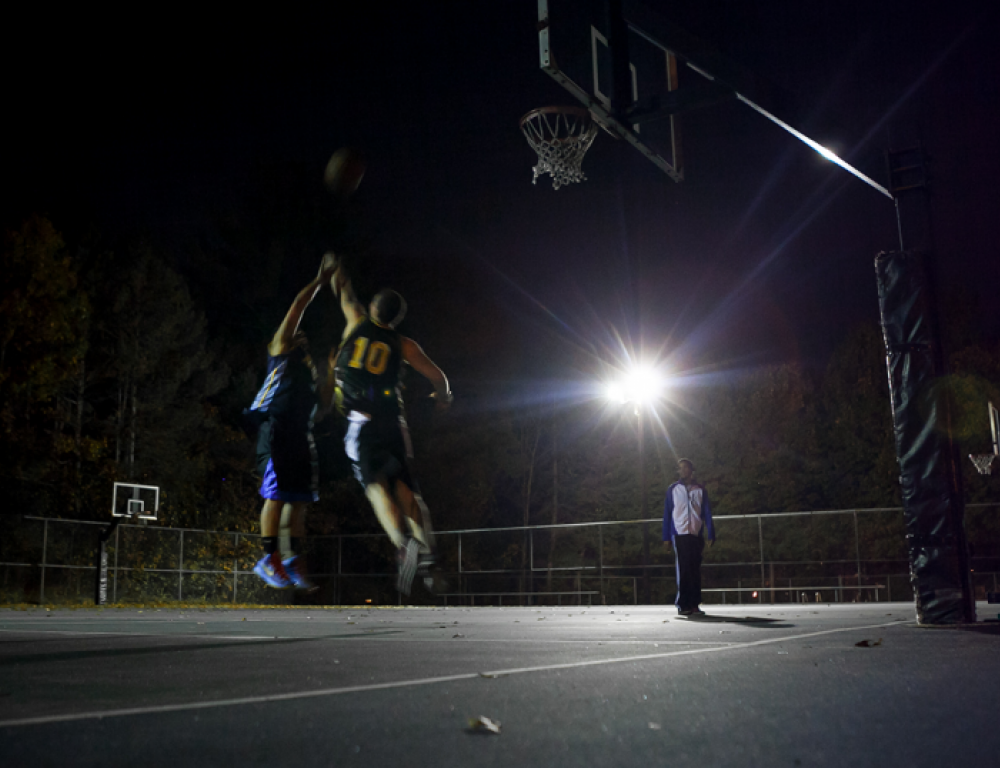 Recreational Basketball Courts