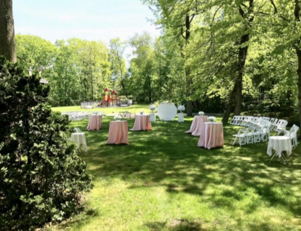 Outdoors Wedding and Social Events