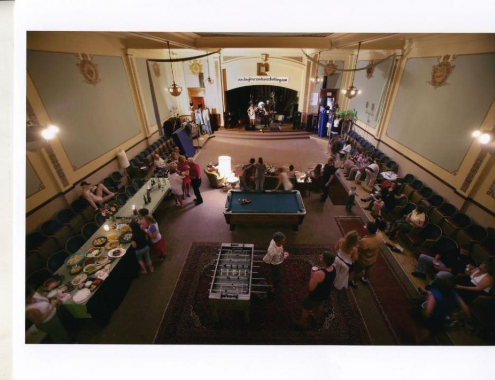 St Paul Venue Masonic Lodge Ballroom