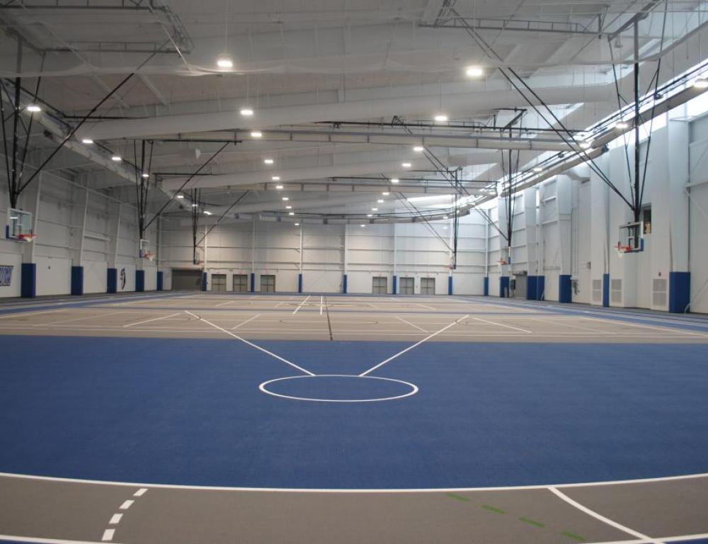 Bowers Wellness Center: Field House
