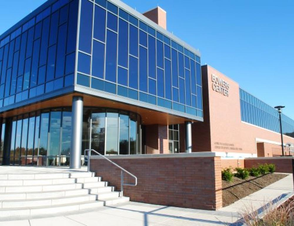 The Bowers Center for Sports, Fitness and Well-being  provides expanded opportunities for health promotion needed to meet national standards for college health. The construction of the new space demonstrates our commitment to campus well-being while filling a critical gap in health promotion programming. The new facility also includes work space for peer educators, and educational workshops.