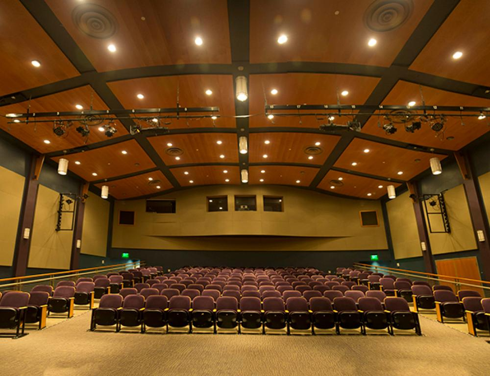 Baker University Center, Baker Theater