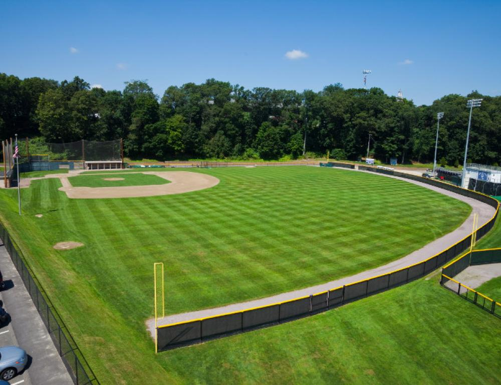 Jack Valley Baseball Diamond