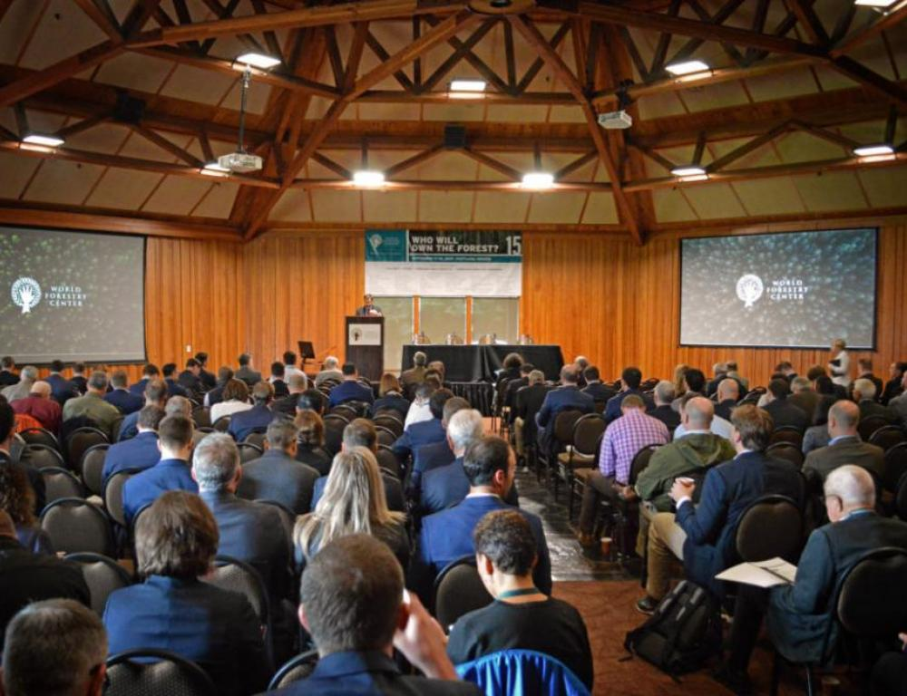 Spacious Miller Hall can accommodate 300 people for your conference or business meeting.