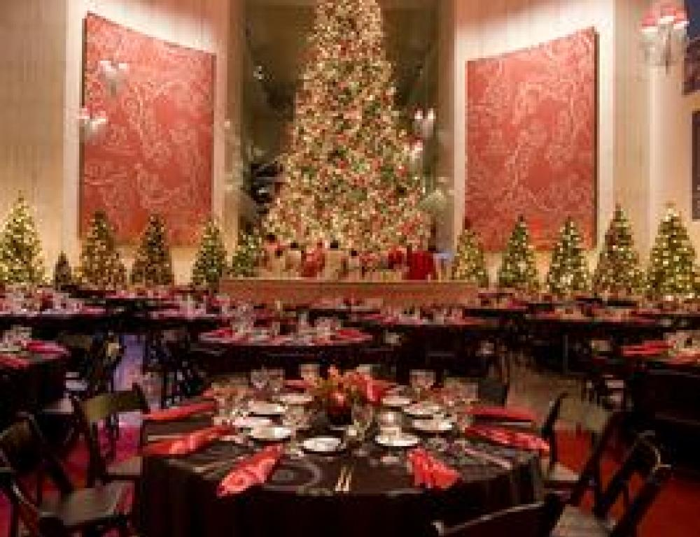 The ultimate holiday party location.