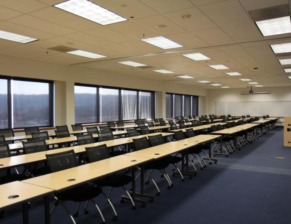 Conference Center Classroom