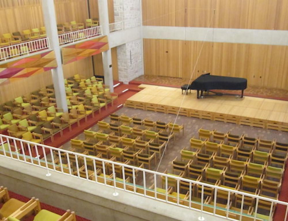Urness Recital Hall