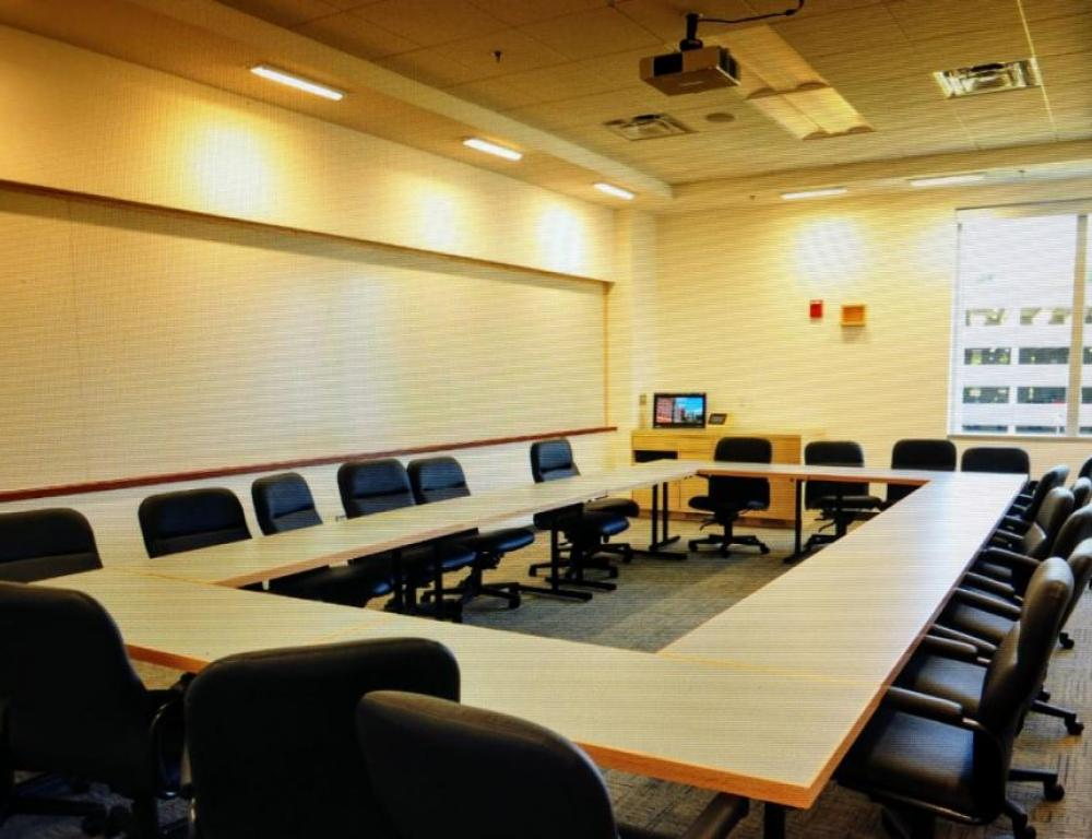 Small Meeting Room in Liberal Arts Building