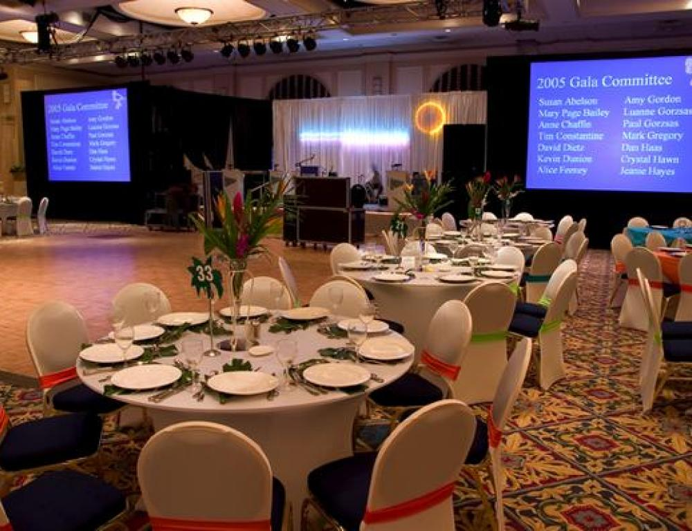 Gala in Riverfront Ballroom