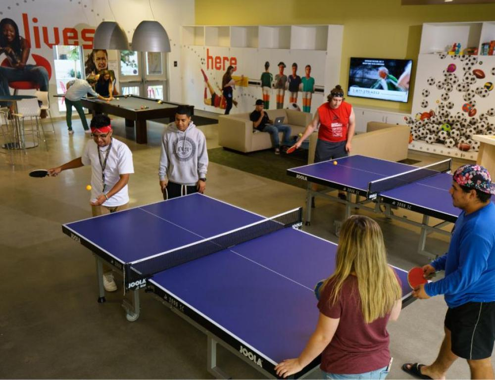 Community Center Game Room