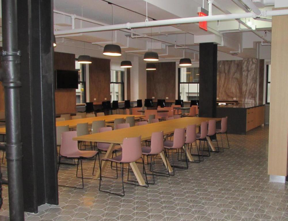 NYC ILR Conference Center - Cafe