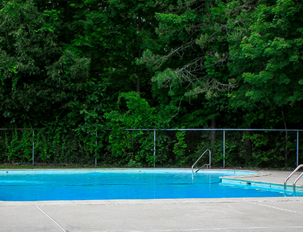 Recreational Outdoor Pool