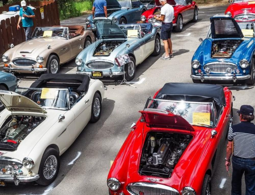 Car Club Shows and Events, Teambuilding, Group Retreats, Group Reunions
