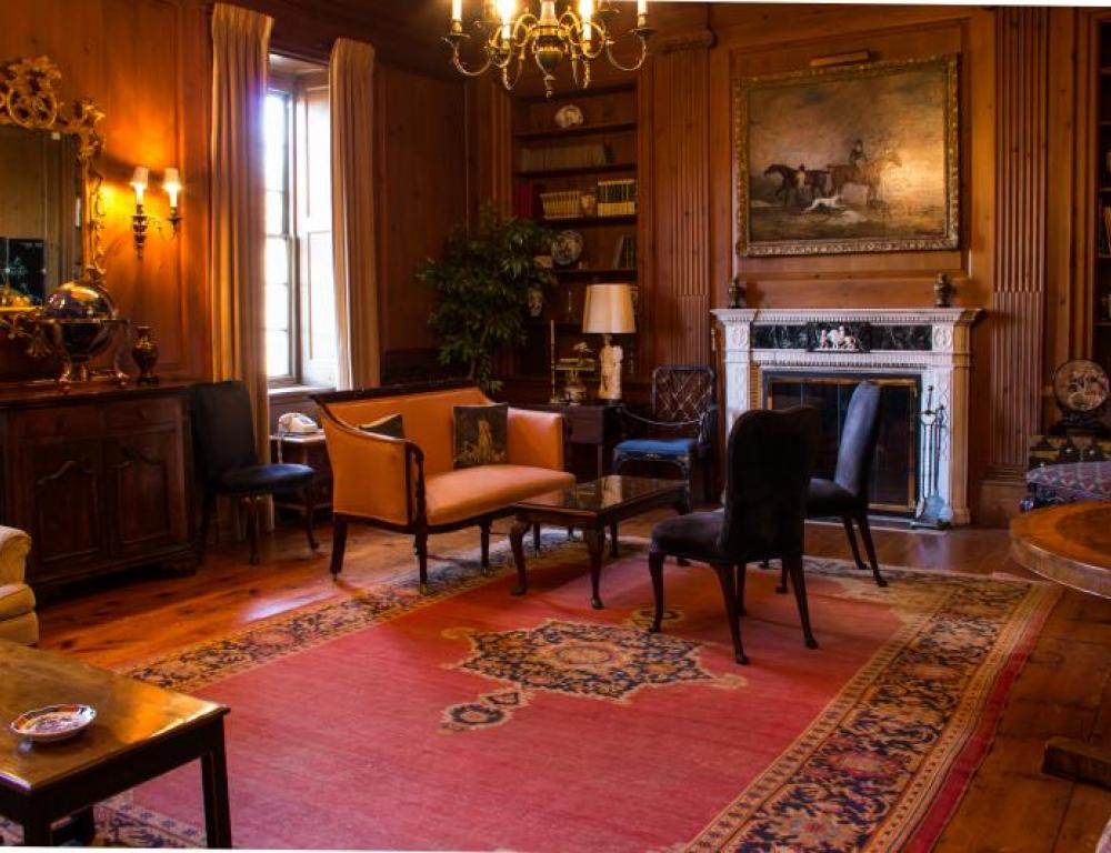 Retreat in our library, perfect for break out meetings