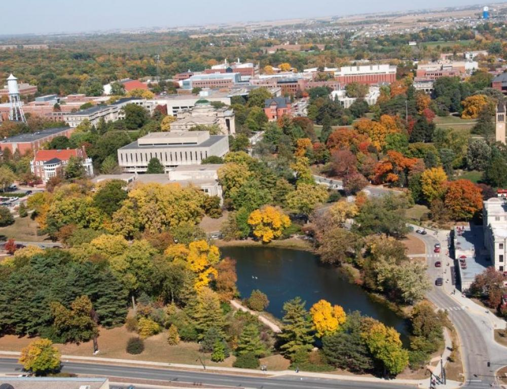 Iowa State University: Central Campus