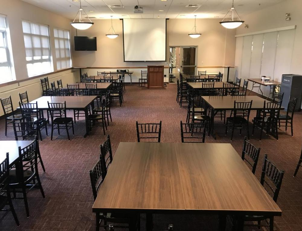 Dining Rooms A&B Cheney Hall