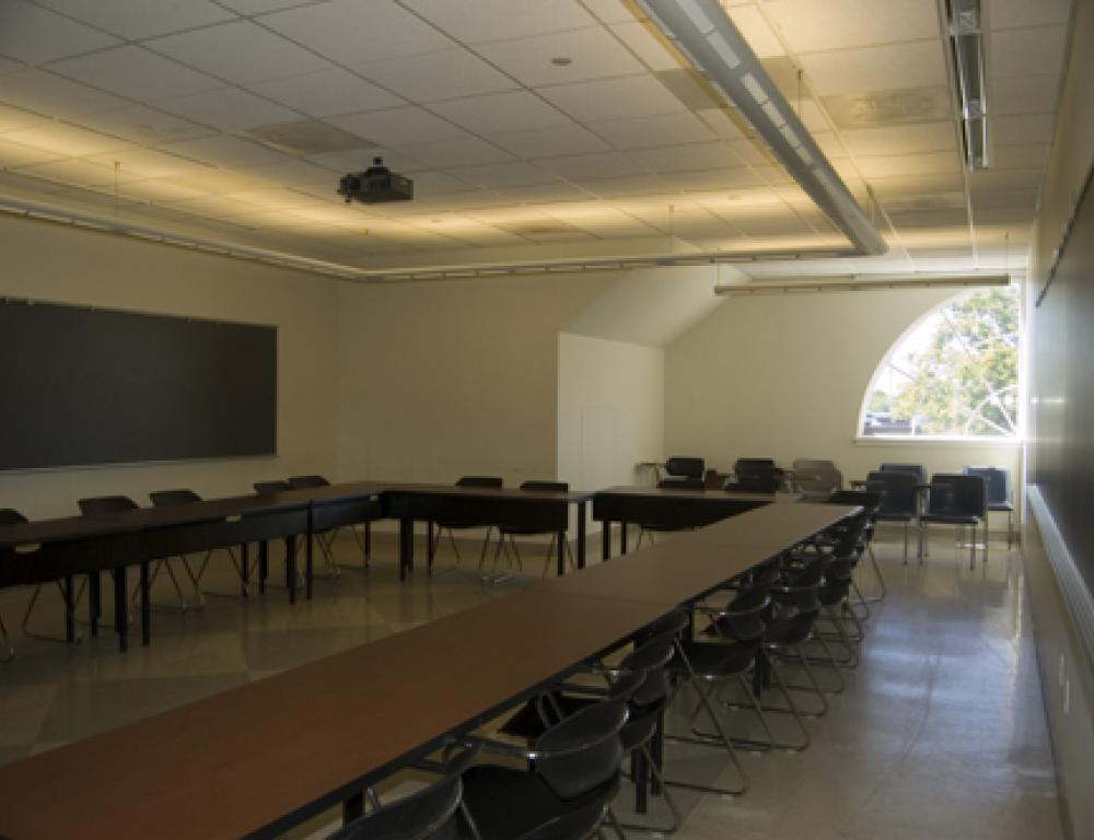 Classroom - Social Sciences Building