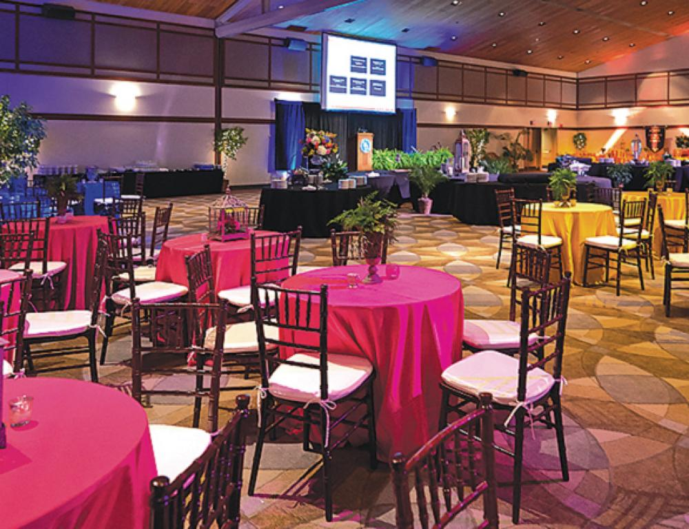 Fill our Ballroom with Your Next Event
