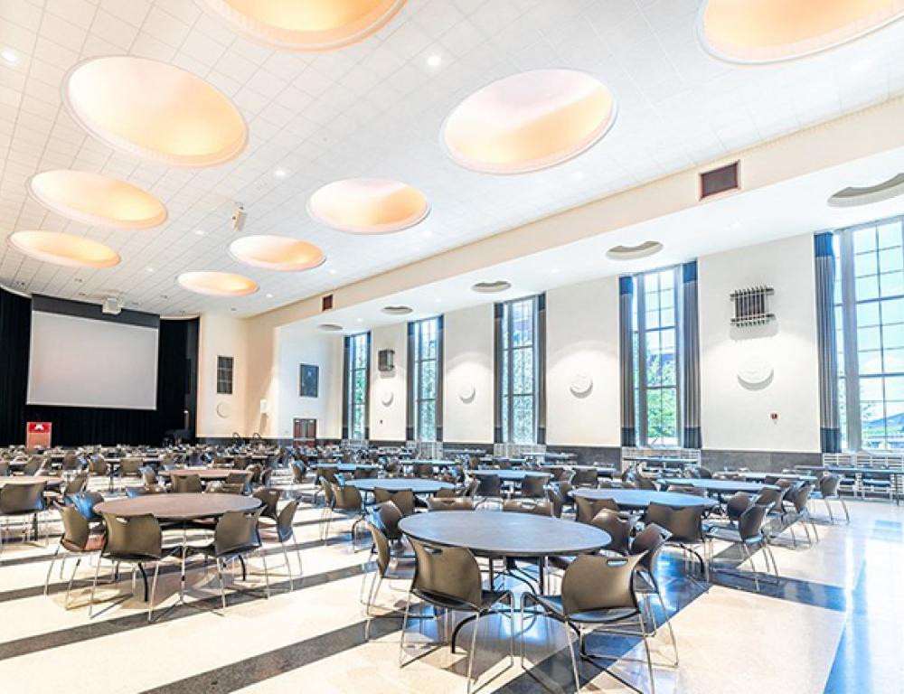 Coffman Memorial Union - Great Hall