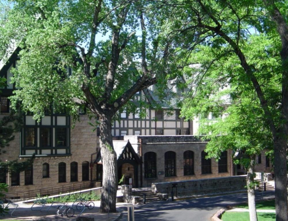 Bemis Hall- Home of the Conference Services Office