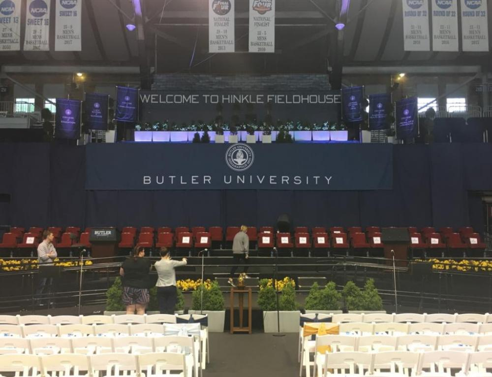 Butler University Commencement