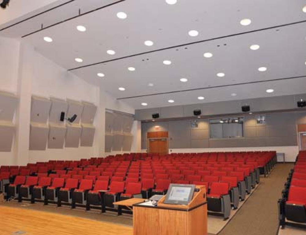 Advanced Technology and Science Hall Auditorium