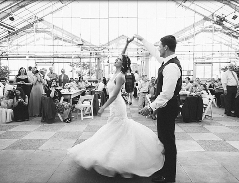 Conservatory dancing