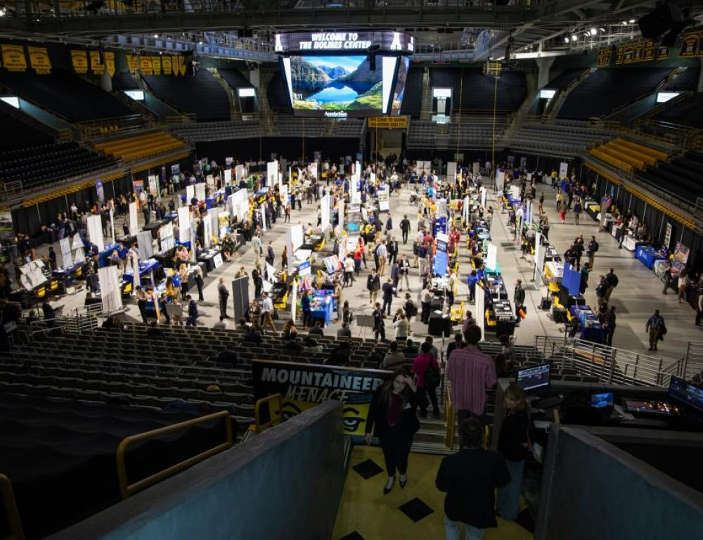 The Holmes Convocation center can host large events such as music concerts, expos, and fairs.