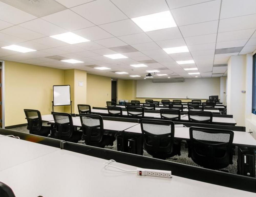 Attune Washington DC Classroom Style with Ergonomic Seating