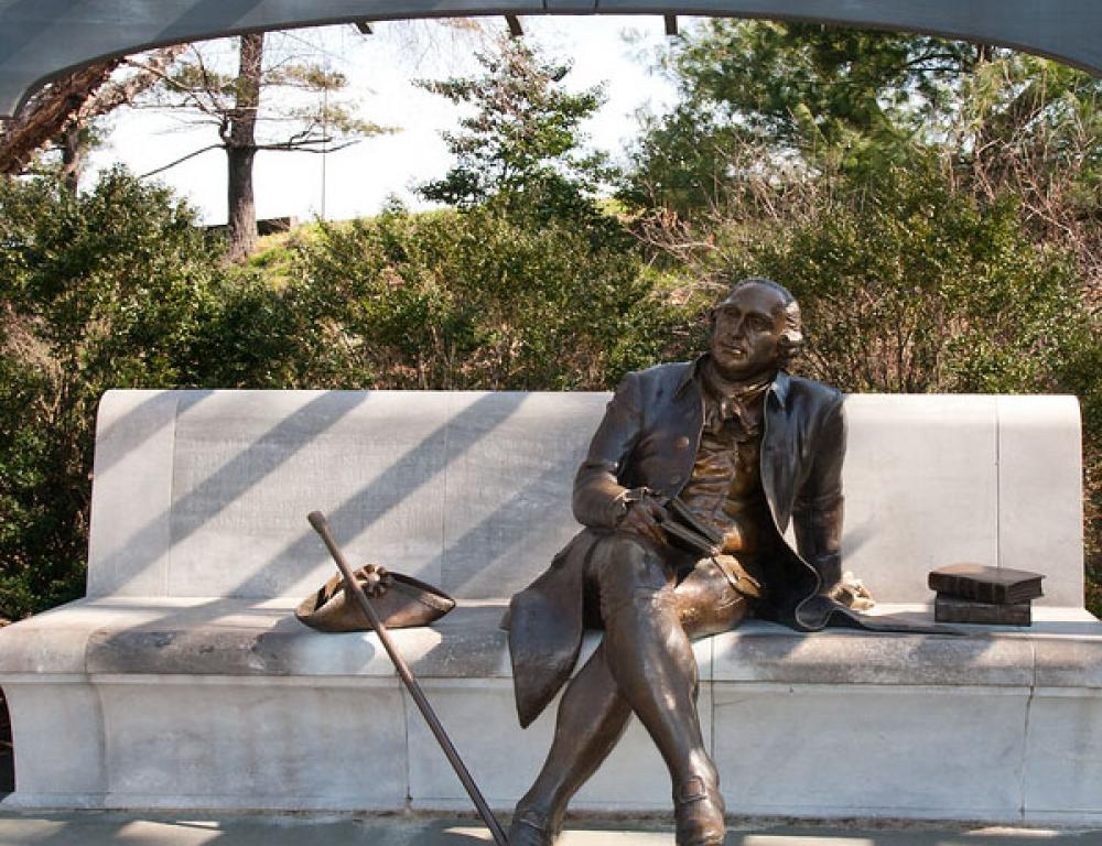 Washington, DC - George Mason Memorial