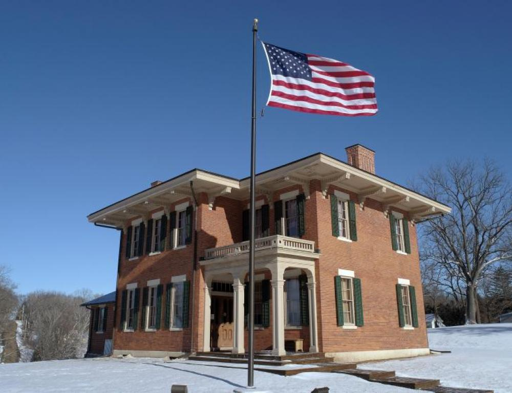 Ulysses S. Grant Home State Historic Site
