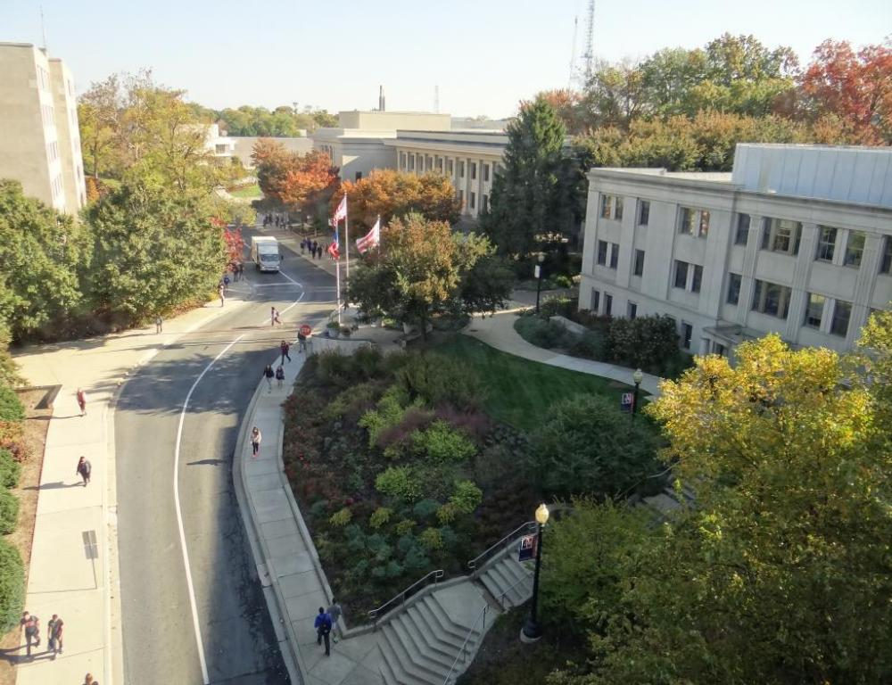 Located less than a mile from the Tenleytown Metro Station, with free shuttle service provided daily, AU is only a short distance from the area's most historic sites.