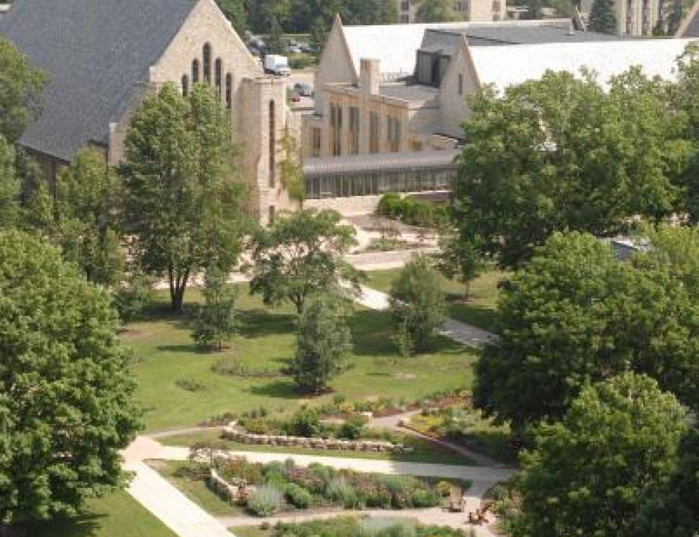 St. Olaf green space